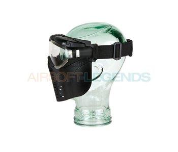 Battle Axe Pro Vent Goggles Black
