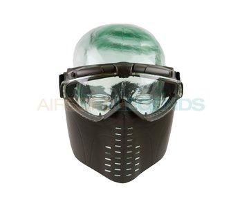 Battle Axe Pro Vent Goggles OD