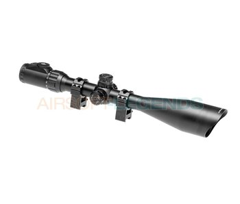 Leapers 6-24x56 30mm AOIEW Accushot Premium TS