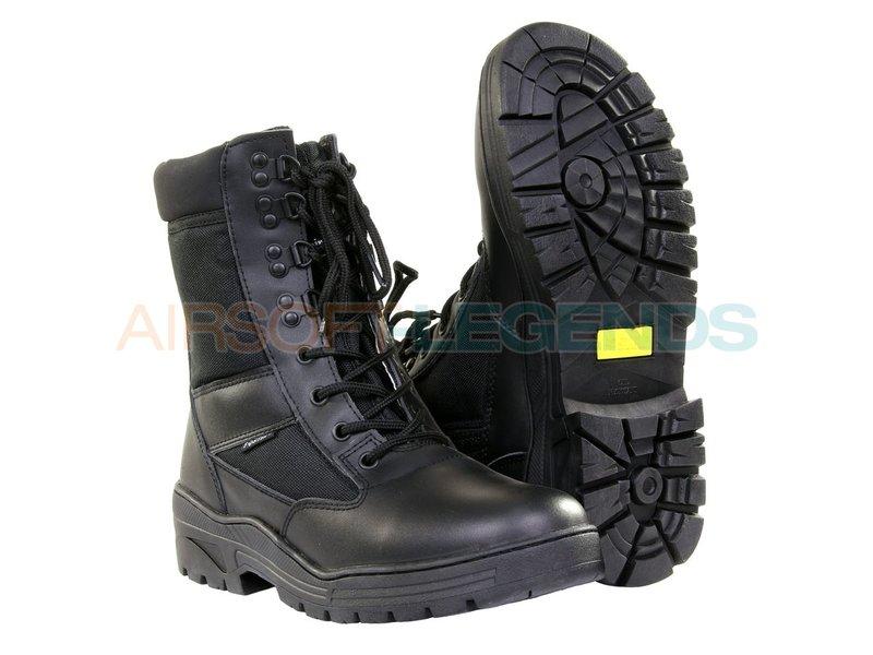 Fostex Sniper Boots with YKK Zipper Black