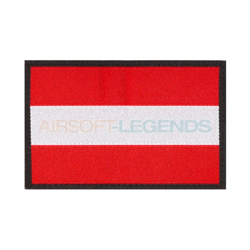 Clawgear Claw Gear Austria Flag Patch