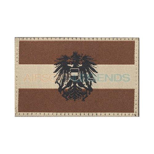Clawgear Claw Gear Austria Emblem Flag Patch Desert