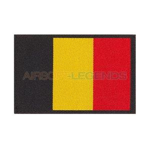 Clawgear Claw Gear Belgium Flag Patch