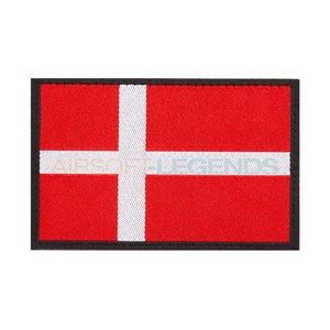 Clawgear Clawgear Denmark Flag Patch