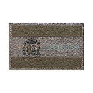 Clawgear Clawgear Spain Flag Patch RAL7013