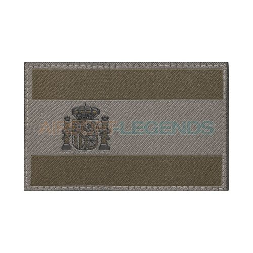 Clawgear Claw Gear Spain Flag Patch RAL7013