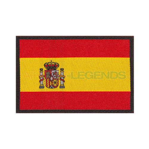 Clawgear Clawgear Spain Flag Patch