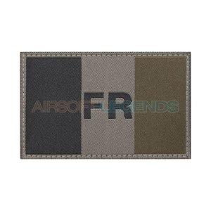 Clawgear Claw Gear France Flag Patch RAL7013