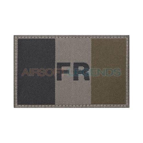 Clawgear Clawgear France Flag Patch RAL7013