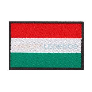 Clawgear Clawgear Hungary Flag Patch