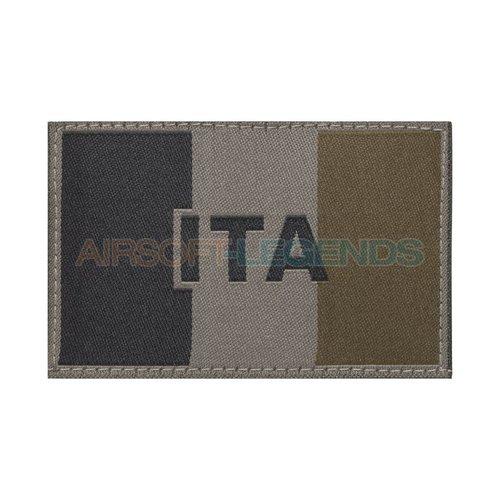 Clawgear Clawgear Italy Flag Patch RAL7013