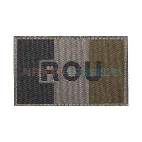 Clawgear Clawgear Romania Flag Patch RAL7013