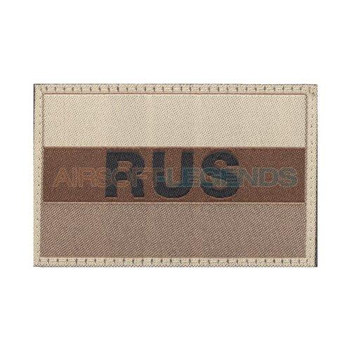 Clawgear Clawgear Russia Flag Patch Desert