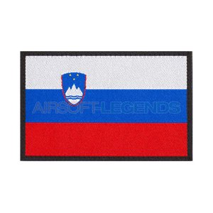 Clawgear Claw Gear Slovenia Flag Patch