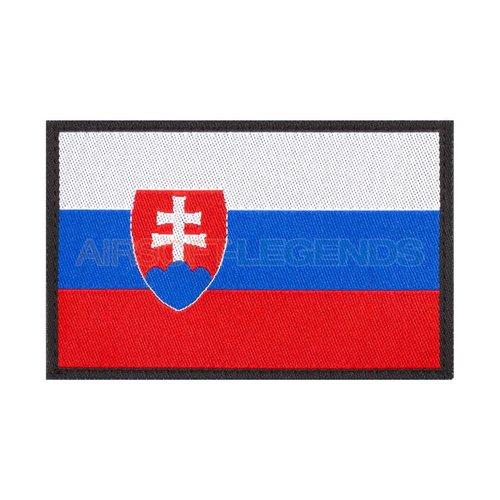 Clawgear Clawgear Slovakia Flag Patch