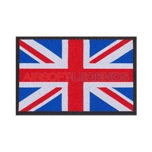 Clawgear Claw Gear Great Britain Flag Patch