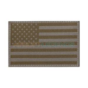 Clawgear Clawgear USA Flag Patch RAL7013