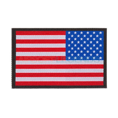 Clawgear Claw Gear USA Reversed Flag Patch