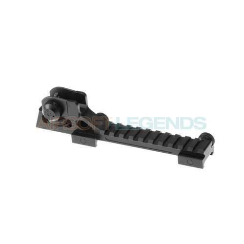 Leapers Leapers A2 Rear Sight Assembly