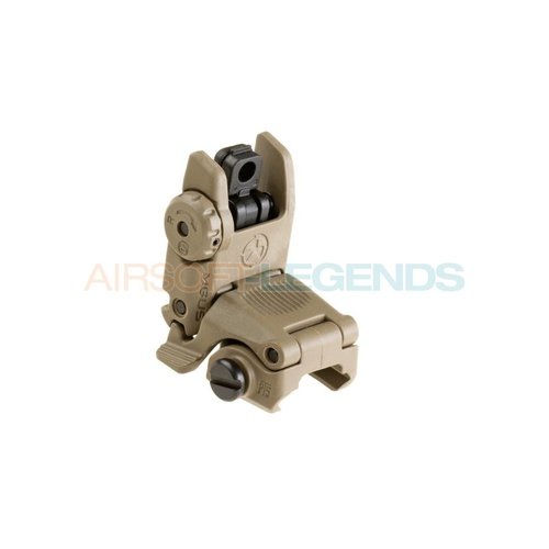 Magpul Magpull PTS MBUS2 Rear Sight FDE