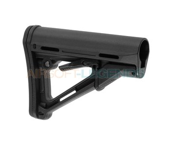 MP Compact Type Restricted Stock Black