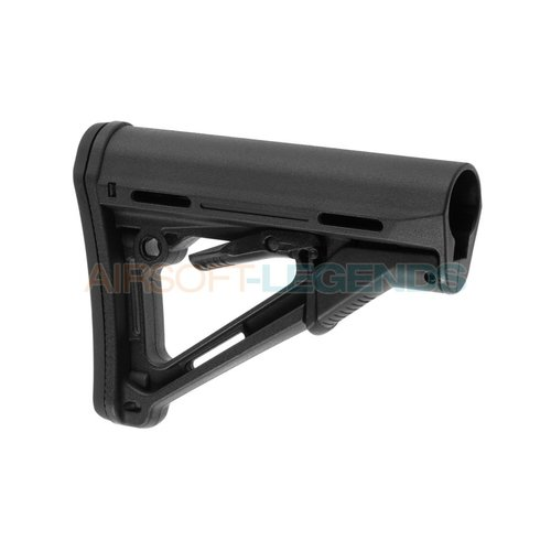 MP MP Compact Type Restricted Stock Black