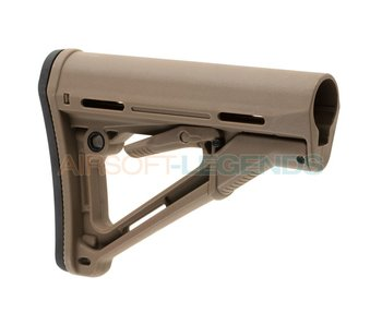 MP Compact Type Restricted Stock Dark Earth