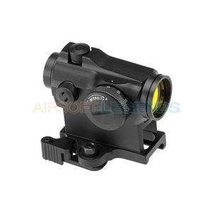 Element Element T2 Red Dot with QD Mount Black