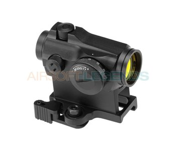 Element T2 Red Dot with QD Mount Black