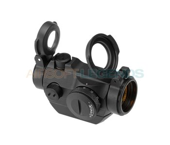 Element T2 Red Dot with QD Mount & Low Mount Black