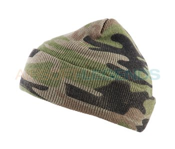 Fostex Commando Cap Woodland