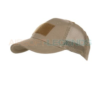 101Inc Baseball Cap Mesh Tactical Coyote