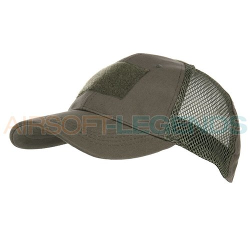 101Inc. 101Inc Baseball Cap Mesh Tactical OD