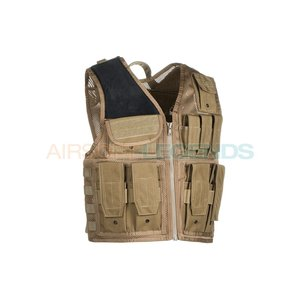 Invader Gear Invader Gear Mission Vest Coyote