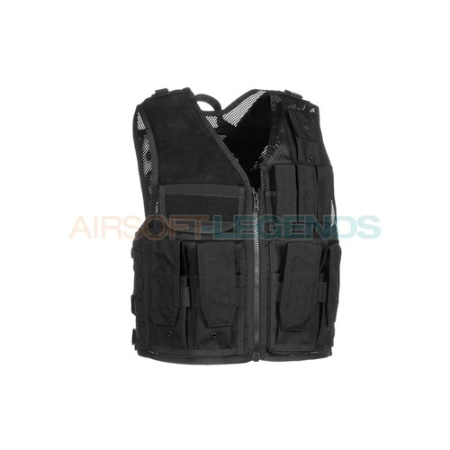 Invader Gear Invader Gear Mission Vest Black