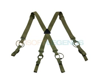 Invader Gear Low Drag Suspender OD