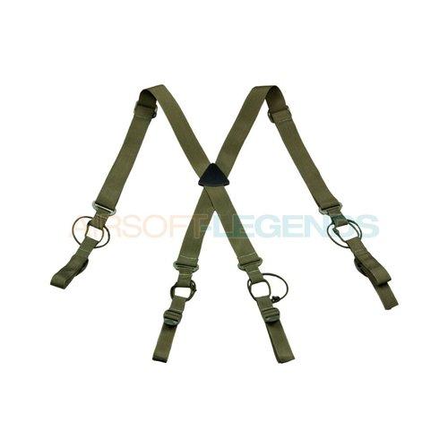 Invader Gear Invader Gear Low Drag Suspender Ranger Green