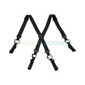 Invader Gear Invader Gear Low Drag Suspender Black