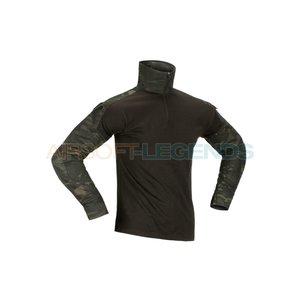 Invader Gear Invader Gear Combat Shirt ATP/Multicam Black