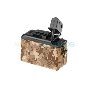 Classic Army Clasic Army Boxmag M249 1200rds Desert