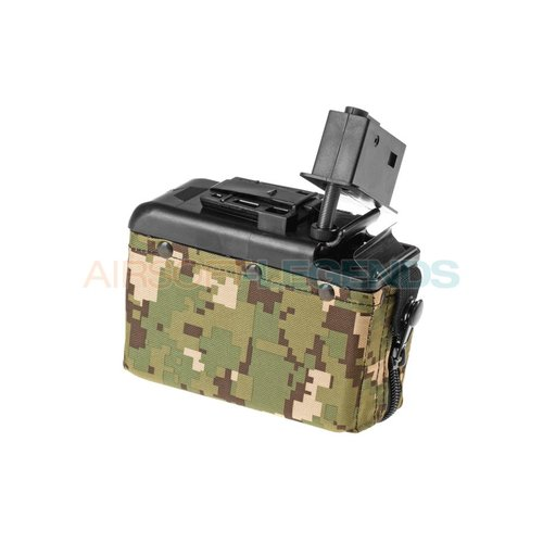 Classic Army Clasic Army Boxmag M249 1200rds Woodland