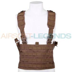 101Inc. 101Inc Recon Chest Rig Coyote