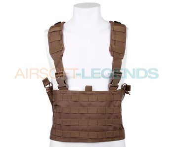 101Inc Recon Chest Rig Coyote