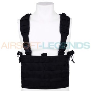 101Inc. 101Inc Recon Chest Rig Black