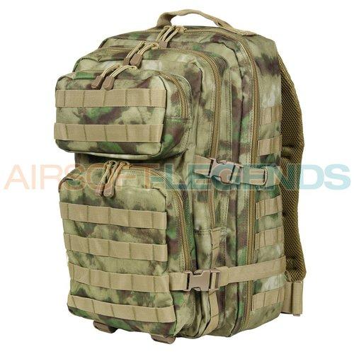 101Inc. 101Inc Mountain Backpack A-TACS-FG