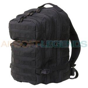101Inc. 101Inc Mountain Backpack Black