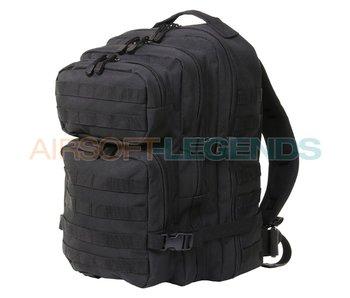 101Inc Mountain Backpack Black