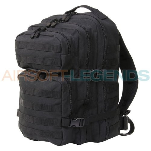 101Inc. 101Inc Mountain Backpack Black