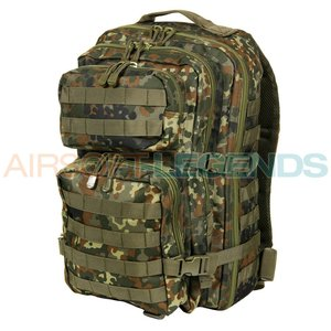 101Inc. 101Inc Mountain Backpack Flecktarn