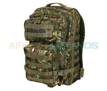 101Inc Mountain Backpack Flecktarn